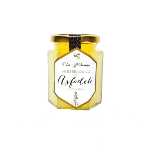 Miele di Asfodelo bio 250g