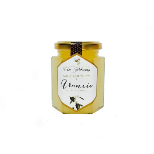 Miele d'Arancio bio 250g