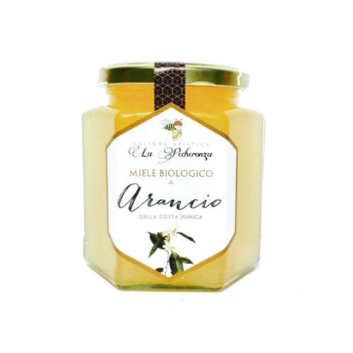 Miele d'Arancio bio 500g