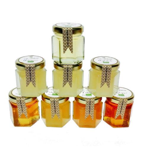 La Pecheronza Honey Collection